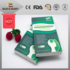 Top quality new product factory supply natrual herbal effective fever reducing cool patches
