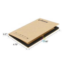 case thin cardboard box cell phone accessories packaging
