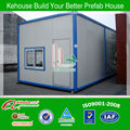 Durable & Movable shipping container homes