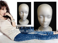 foam wig display mannequin head made in China