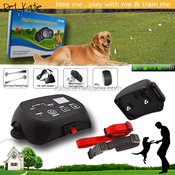 Wholesale Electric DIY Dog Fence for Pet Training