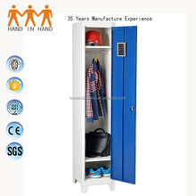 China good quality steel locker/metal furniture/clothes cabinet/wardrobe