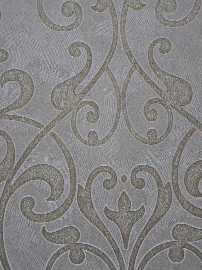 Caldo glitter lavabile damascati moderno residenziale floreale ...