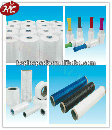 PE Stretch Wrap Film for Packing Pallet