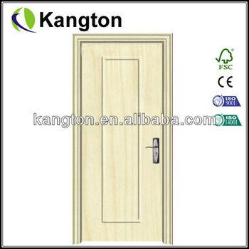 Wood Doors Polish Color Pvc Door