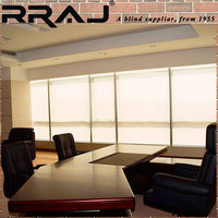 RRAJ Eectric Office Roller Blind Curtain