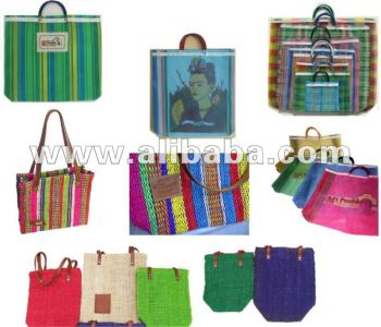 Mexican Traditional Mercado Bags (Market)