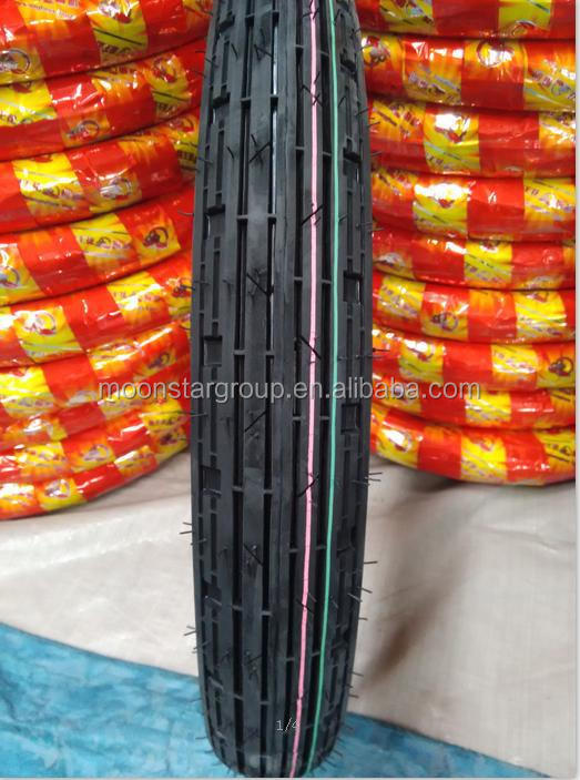 motorcycle tire 2.75-18 front motorcycle tyre new three wheel motorcycle