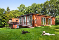 20 ft shipping prefab house container moveable modern house