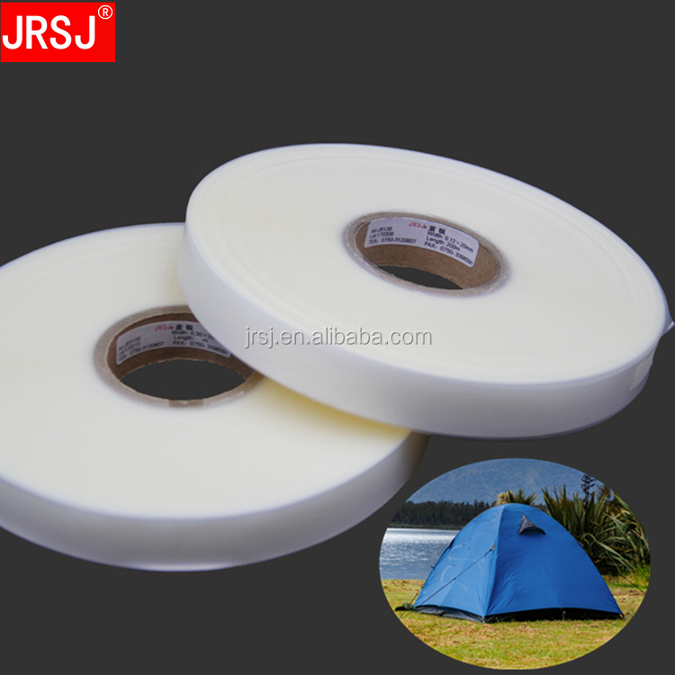 New goods medium soft excellent waterproof 2 layer waterproof tape clear for tent