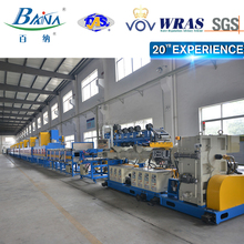 Quality assurance rubber insulation vulcanization production line EPDM foam tube rubber microwave vulcanized equipment