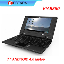 7 inch Android 4.1 VIA WM8850 mini laptop