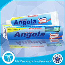 OEM factory maxam toothpaste cheap disposable toothbrush with toothpaste in Guangzhou
