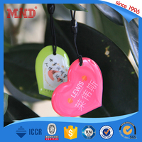 MDE78 Waterproof epoxy passive nfc dog tag/NFC pet id tag for dog tracking free samples