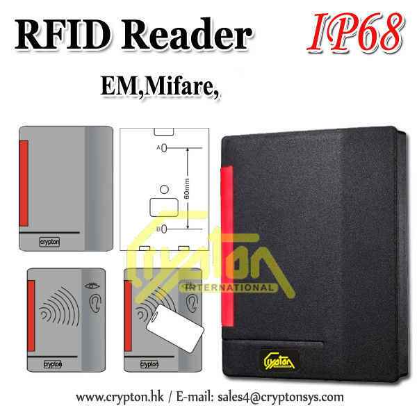 125KHz Proximity Card Reader
