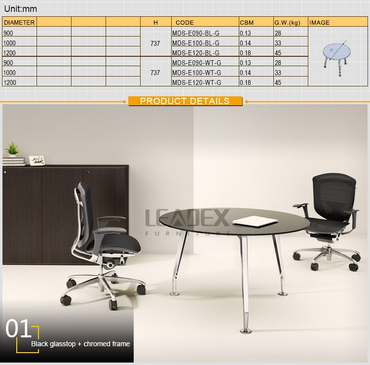 Modern high office furniture and decoration luxury confrence table