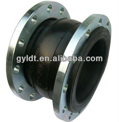 Single sphere rubber pipe flexible joints manufacturer