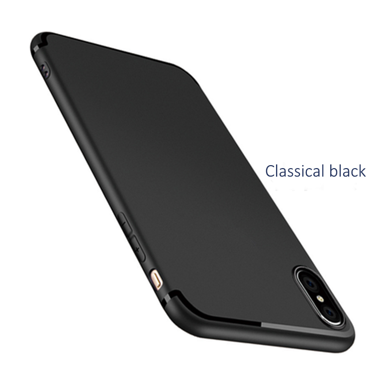DFIFAN Full matte with shiny line phone cases for iphone x Moblie <strong>accessories</strong> for new iphone x cases