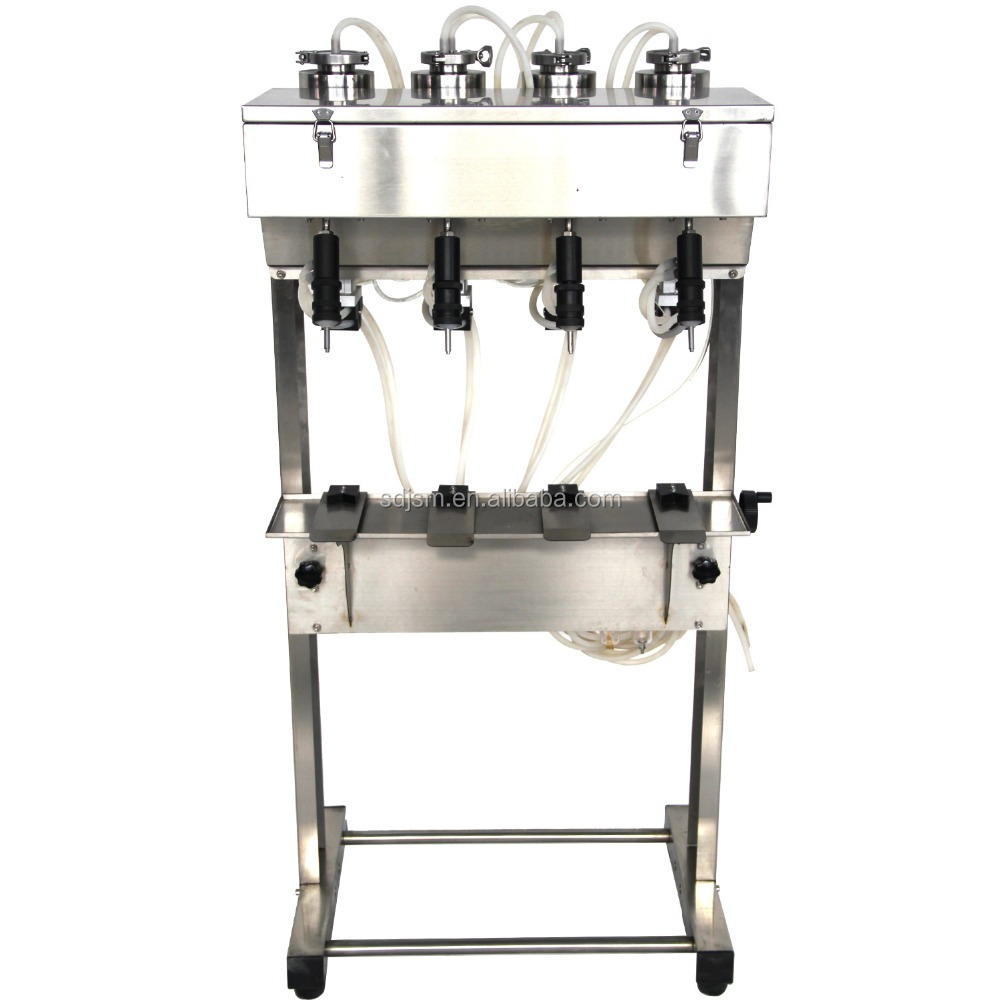 Best price small vacuum perfume plastic bottle filling machine perfume packing equipment