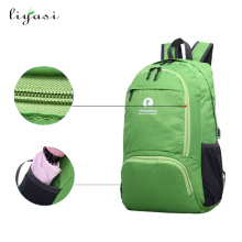 Wholesale Foldable waterproof dry bag nylon promotional hiking backpack