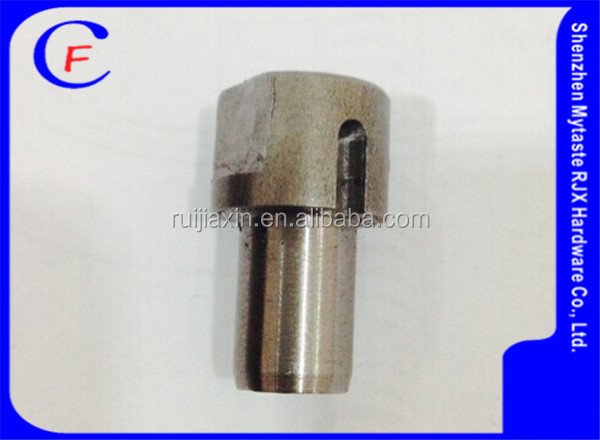 Custom CNC Machining Service,CNC lathe/milling machining,precision metal parts and knurl shaft in CNC machining