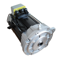 20hp Electric Car Motor for New Energy Electric Vehicle