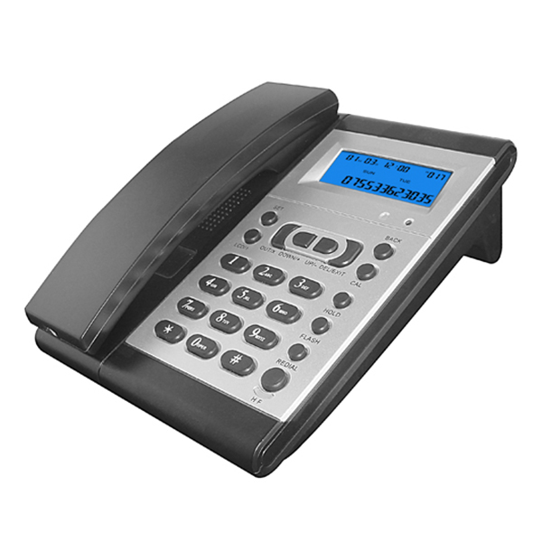 attractive desk telephone caller id retro phone with incoming call light
