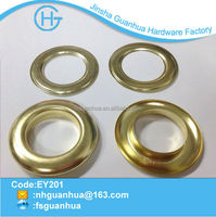 brass gold grommets for curtain