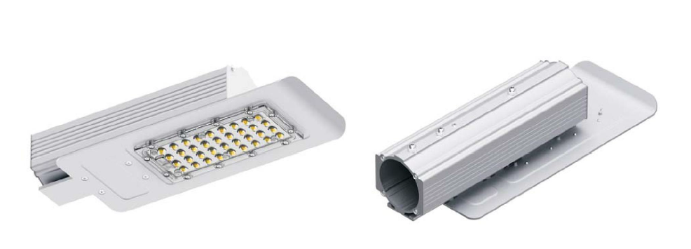 New arrival SMD LED lights IP65 integrated road lamp CE ROHS 30W led street light replace HPS 100w