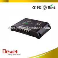 12V/24V Solar Charge Controller 15A With Timer and Light Control