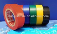 pvc electrical insulation tape/shiny pvc electrical tape/Good electrical properties pvc tape high voltage
