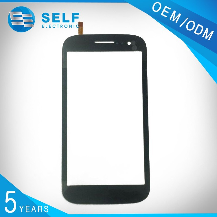 New Good Price For Fly Phone IQ451 Touch Screen digitizer glass black