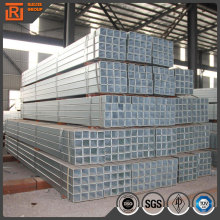 thin thickness rhs hollow section steel pipe, 1mm thick square steel tube, 40 x 40 galvanized square pipe