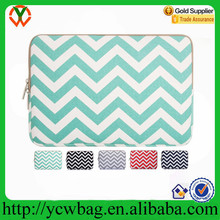 Factory Custom Cheap Welcomed Pattern Laptop Sleeve