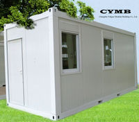 CYMB Light steel structure prefab house