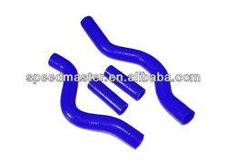 SILICONE RADIATOR MOTORCYCLE HOSE KITS FOR SUZUKI RM250 250RM RM 250 2001-2008 2007 2006 2005 2004 2003 2002