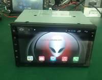 Quad core android 4.4 U9 universal 2din Autoradio Car DVD Player GPS system