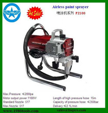 F2100 Titan 440 440i Hot sale Airless Paint Sprayer piston pump1.8HP, 2.5HP with CE SAA EMC HS code 84243000, 8424891000