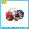 China factory cup popping with biscuit sweet candy chocolate wholesale