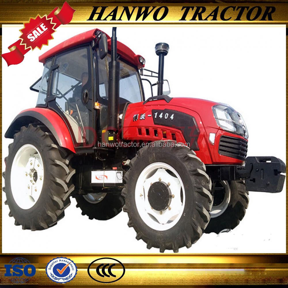 4WD EPA cheap farm 140 hp tractor from top supplier with nice service
