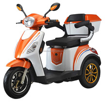 Three big wheels Electric Mobility Scooter with 1100W Taiwan motor