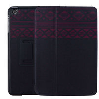 New hot selling products OEM back tablet cover for ipad air 2 leather case