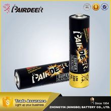 New Design factory supply r6 aa size battery