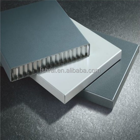 2017 building material aluminum honeycomb core sandwich panel price