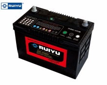 12V Lead Acid JIS Standard Dry charged car battery
