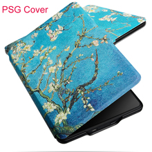 PSG Smart Cover for Kindle Paperwhite Case PU Leather Case for Amazon Kindle Paperwhite 1 2 3 Cover wtih Auto Sleep function