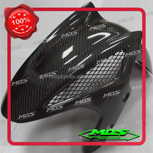 [MOS] Carbon Fiber Front Fender 100% Made in Taiwan motorcycle parts for SMAX 155cc