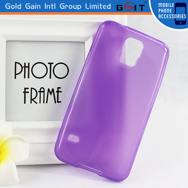 For Samsung S5 High Quality Protector,For Galaxy S5 Solid Color Case
