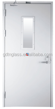 TENA (YJ-BXF06) stainless steel framed fireproof glass doors