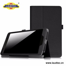 Good Quality Luxury Leather Book Cover Tablet Leather Case For LG G Pad